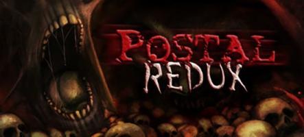 Postal Redux annoncé sur PC et PS4