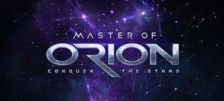 Master of Orion est en accès anticipé !