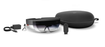 HoloLens : caractéristiques, jeux et un premier prix