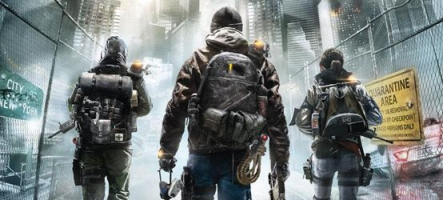 The Division : le trailer de lancement