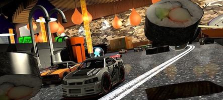 Découvrez Table Top Racing, par le co-créateur de WipEout