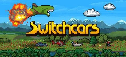 Switchcars : Un jeu d'arcade retro années 80
