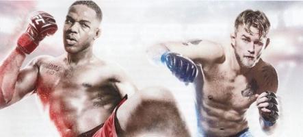 EA Sports UFC 2 : la jaquette de la loose