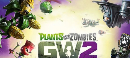 (TEST) Plants vs. Zombies Garden Warfare 2 (PC, Xbox One, PS4)