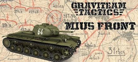 Graviteam Tactics: Mius-Front, un jeu de tanks