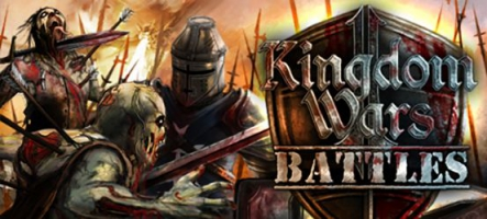 Kingdom Wars 2: Battles : cartes, stratégie et zombies