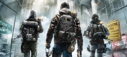 Tom Clancy's The Division est disponible