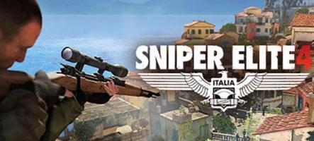 Rebellion annonce Sniper Elite 4