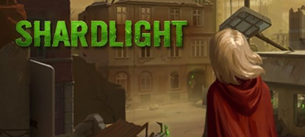 Shardlight : un jeu d'aventure post-apocalyptique