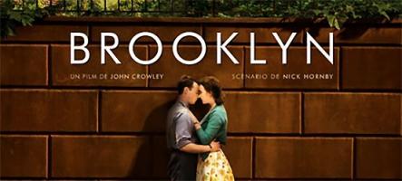 Brooklyn : 3 nominations aux oscars, une sortie aujourd'hui
