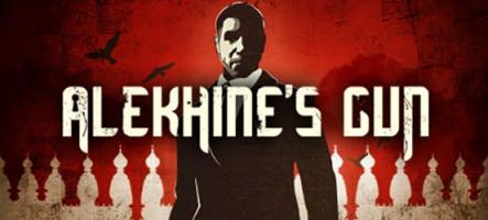 Alekhine's Gun : Incarnez un tueur russe durant la Guerre froide
