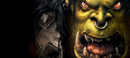 14 ans après sa sortie, Warcraft III reçoit un nouveau patch