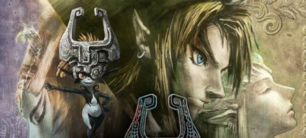 (TEST) The Legend Of Zelda : Twilight Princess HD (Wii U)