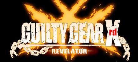 Guilty Gear Xrd Revelator annoncé pour le 10 juin