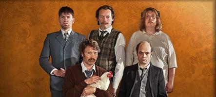 Men & Chicken : Des hommes et des poulets