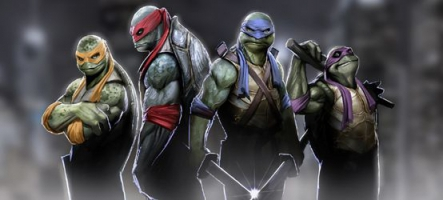 Teenage Mutant Ninja Turtles : Des Mutants à Manhattan, le nouveau jeu des tortues ninjas