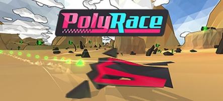 PolyRace : course hardcore