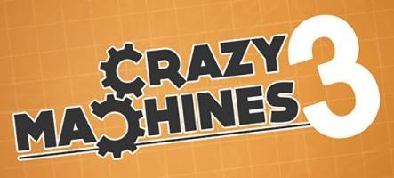Crazy Machines 3 : Des constructions délirantes