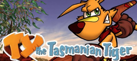 TY the Tasmanian Tiger : Promenade de santé en Australie