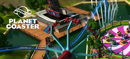 Planet Coaster : Créez votre propre parc d'attractions