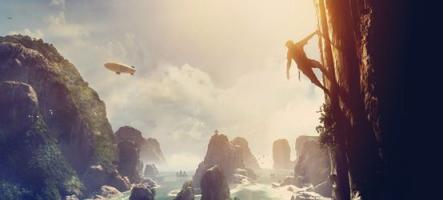 Climb : le jeu d'escalade signé Crytek