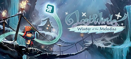 LostWinds et LostWinds 2: Winter of Melodias sortent sur PC