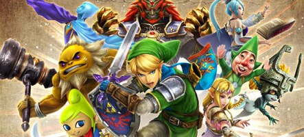 (TEST) Hyrule Warriors Legends (3DS)