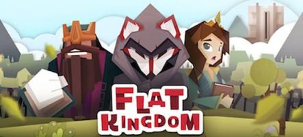 Flat Kingdom : Un monde 2D en péril à cause de la 3D