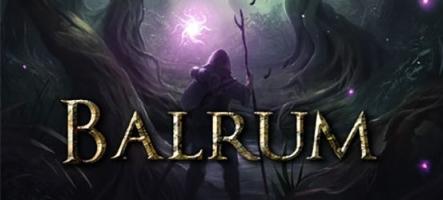 Balrum : jeu de rôle à l'ancienne
