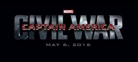 Captain America Civil War : Découvez les 2 nouvelles bandes-annonces