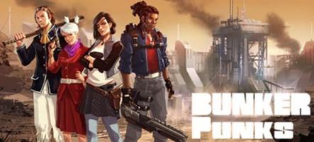 Bunker Punks : Un FPS pixel art