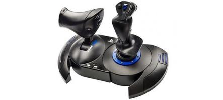 Concours : Gagnez le Thrustmaster T.Flight Hotas 4 sur PS4