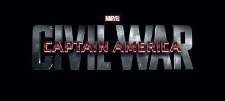 Concours Captain America Civil War : Places de cinéma et t-shirts à gagner !