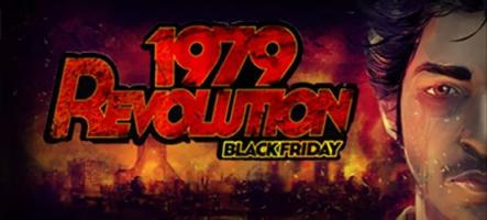1979 Revolution: Black Friday, un jeu d'aventure sur la révolution en Iran