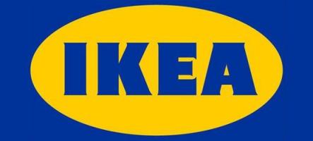 Tout IKEA en réalité virtuelle !