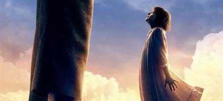 Découvrez le nouveau Spielberg : Le Bon Gros Géant