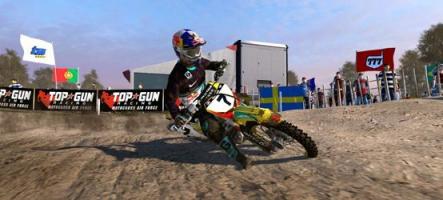 MXGP 2 disponible sur PC, PS4 et Xbox One