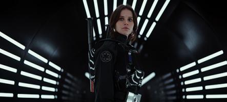 Star Wars Rogue One : La première bande-annonce !