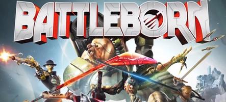 Battleborn : la bêta ouverte est disponible !