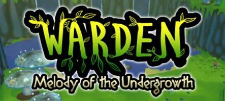 Warden: Melody of the Undergrowth, inspiré par la Nintendo 64