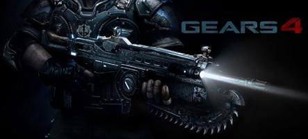 Gears of War 4 : la bande-annonce qui claque !
