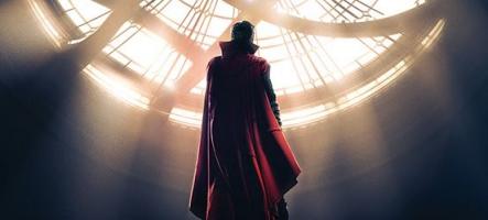 Marvel dévoile la première bande-annonce pour Dr Strange