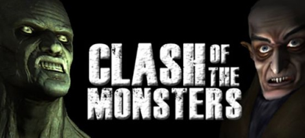 Clash of the Monsters : Jeu de combat entre créatures