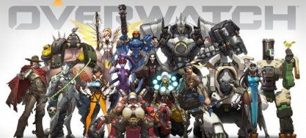 Overwatch en test ce week-end