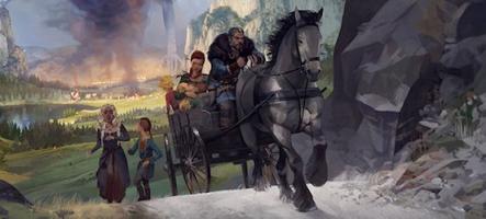 Fated : the Silent Oath, un vrai jeu d'aventure en réalité virtuelle