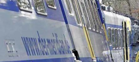 Allemagne : 12 morts dans une collision de trains à cause du jeu vidéo