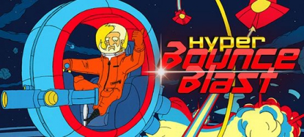 Hyper Bounce Blast : un shooter rétro