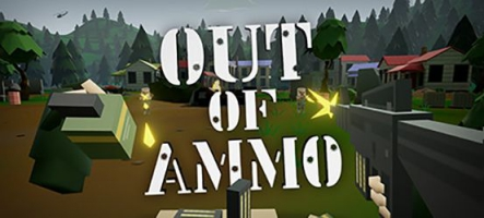 Out of Ammo : Un Tower Defense FPS tout en cube