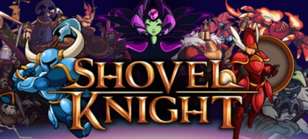Shovel Knight : 1 million de copies vendues...