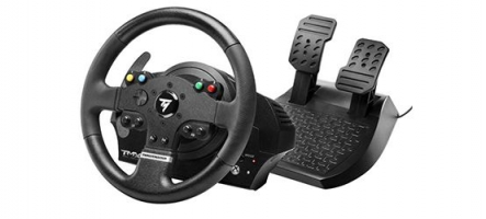 (TEST) Volant Thrustmaster TMX Force Feedback (PC, Xbox One)